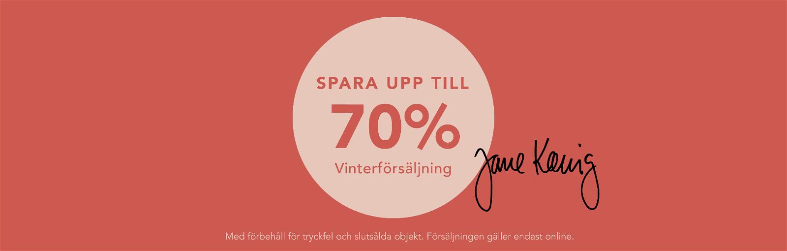 Jane Kønig Winter Sale 2020
