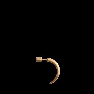 Horn | Lille | Mat forgyldt