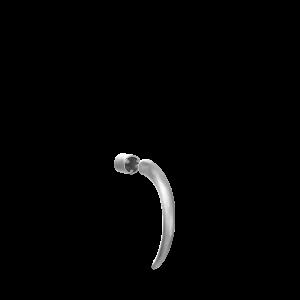 Small Horn Earring
