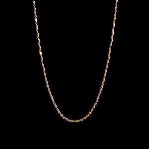 Saturn Chain, 18 karat gull