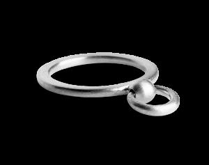 Septum Ring, sterlingsølv