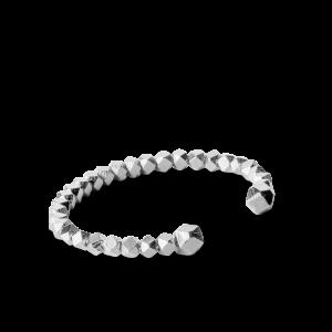 Chunky Bead Bracelet, sterling sølv
