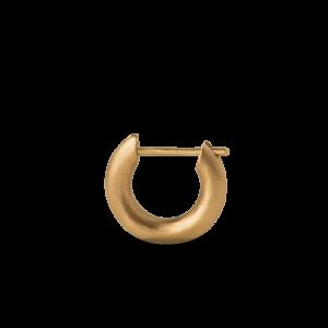 Small Hoops, 18-karätigem Gold