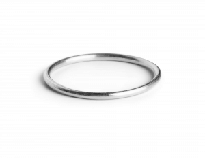 Simple Ring, sterlingsilver