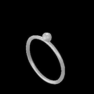 Prinsesse Ring | Sølv