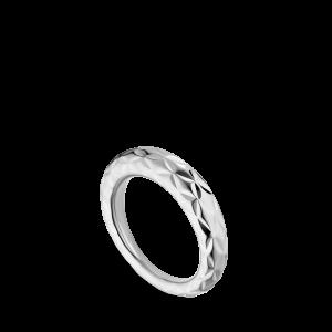 Big Impression Ring, sterlingsølv