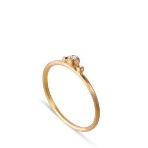 Diadem Ring | Lille | Forgyldt
