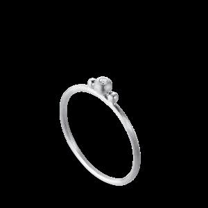 Diadem Ring | Lille | Sølv