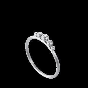 Diadem Ring | Mellem | Sølv