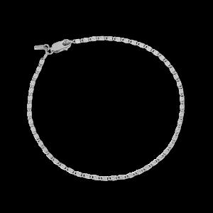 Envision S-Chain Bracelet, Sterlingsilber