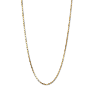 Envision S-Chain Necklace, gold-plated sterling silver