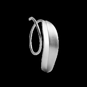 Leaf Spiral, sterling sølv