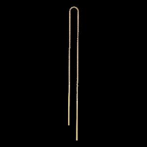 Ear chain, 18 karat guld