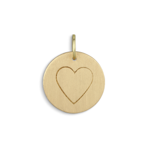 Big Lovetag, 18-carat gold