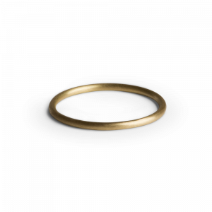 Simple Ring, 18-carat gold