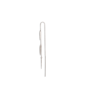 Chain Earring with 3 Spears