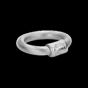 Big Salon Ring, sterling silver