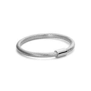 Small Salon Ring, sterling silver
