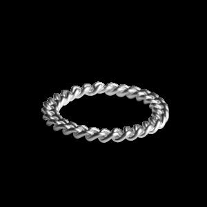 Big Chain Ring, sterling sølv