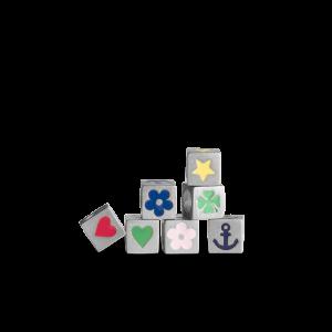 Love Letter Symbols, sterling sølv
