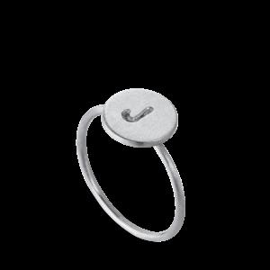 Lovetag Ring | Sølv