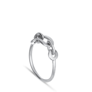 ROW | CHAIN RING | SILVER