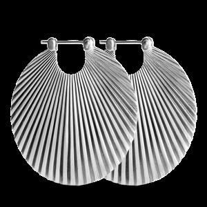 Shell | Stor | Mat sølv