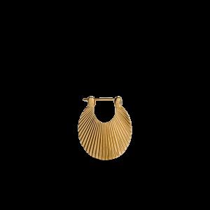 Small Shell, forgylt sterlingsølv