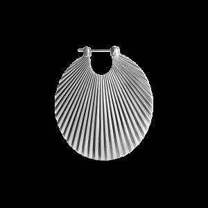 Shell earring, Sterlingsilber
