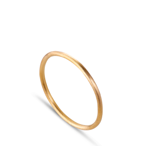 Simple Ring | Forgyldt
