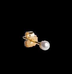 Kleiner Perlenohrstecker