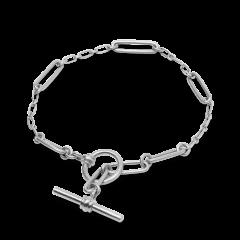 Bridle Bracelet, sterlingsilver