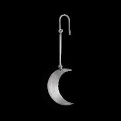 Half Moon Earring