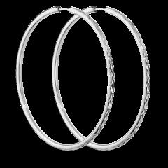 Envision Hoop | Blank sølv