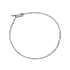 Envision S-Chain Bracelet, sterling silver