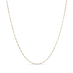 Figaro panzer necklace, 18 Karat Gold