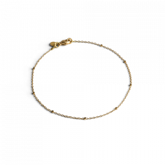 Saturn Bracelet, 18 karat gull