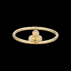 Temple Ring, 18 karat guld