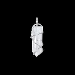 F+E Crystal Pendant, Sterlingsilber