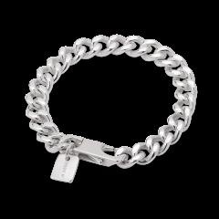 F+E Chain Bracelet, sterlingsilver