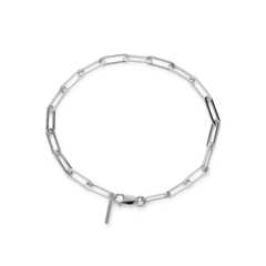 Reflection Stretched bracelet, sterlingsilver