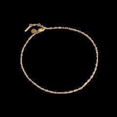Souvenir Anklet, vergoldetem Sterlingsilber