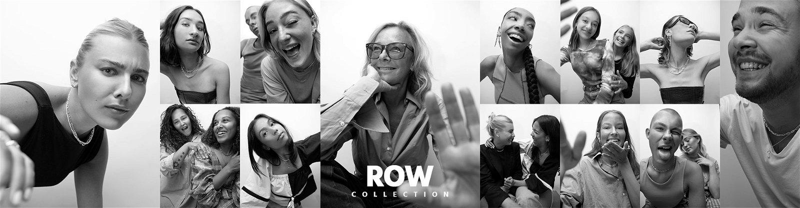 ROW by Jane Kønig